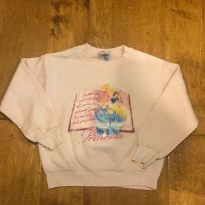 Disney Princess Girls Sweatshirt